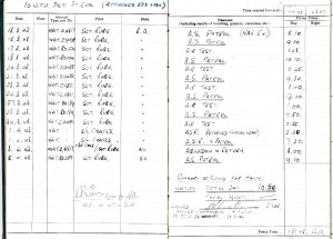 AHU Log Book 2