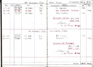 AHU Log Book 5