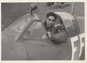Flight Sergeant Collins Alwyn Joseph - No. 132 Squadron