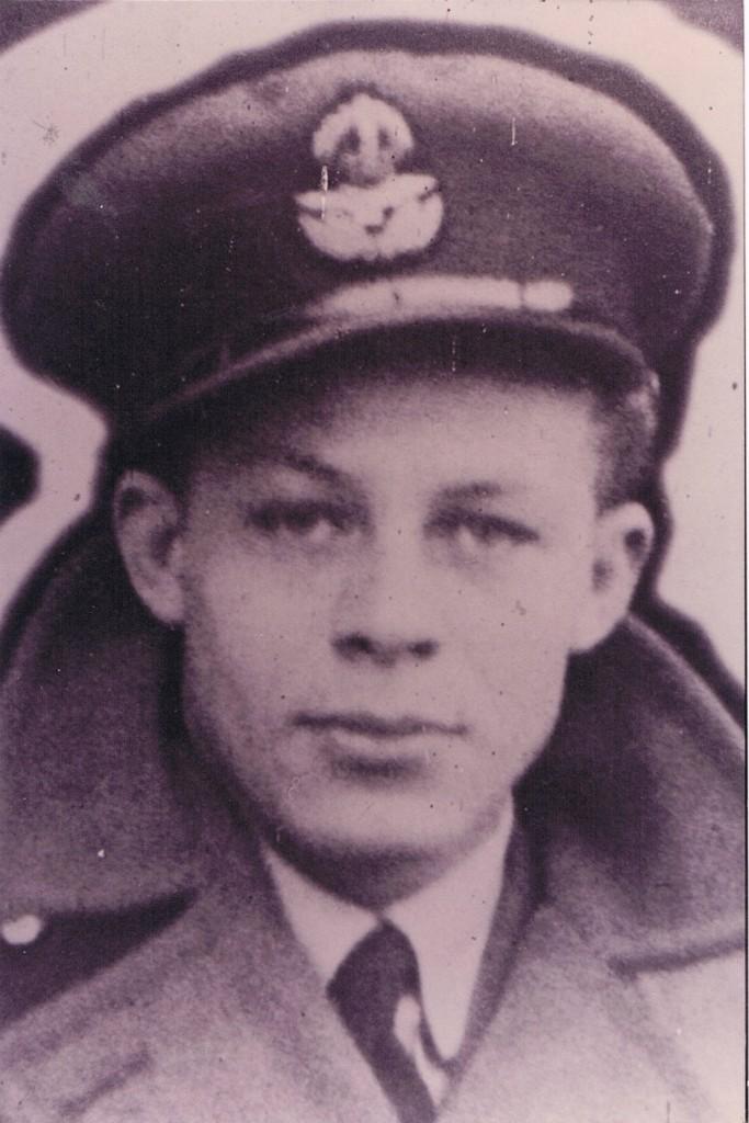 Ronald Brown Martin RAF