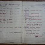 Log book 16