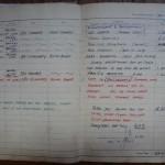 Log book 19