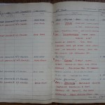 Log book 23