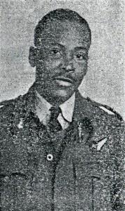 Sgt. Arthur A. Walrond