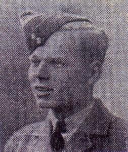 Sgt. Pilot M.R. Cuke RAFVR