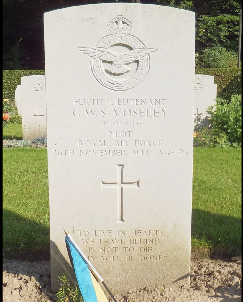 GWS Moseley grave