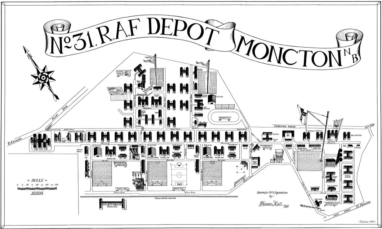 Image 8 #31 RAF Map 3